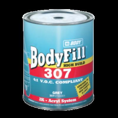 Bodyfill 307 2K töltőalapozó, 4l