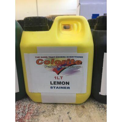 Colorite Stainer, Lemon, 1l