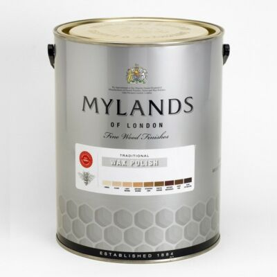 Mylands Antique wax dark patinating 5l