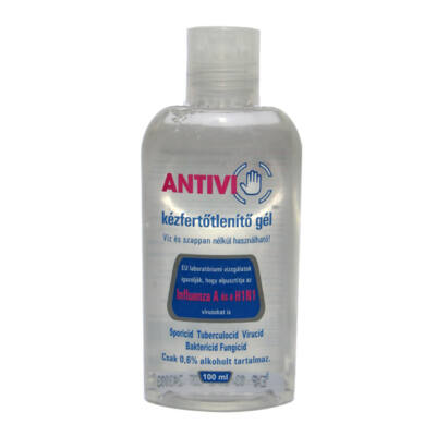Antivi Antimikrob-S gél 100ml