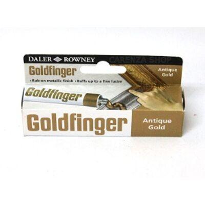 Goldfinger antik arany paszta