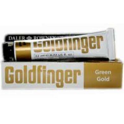 Goldfinger zöldarany paszta