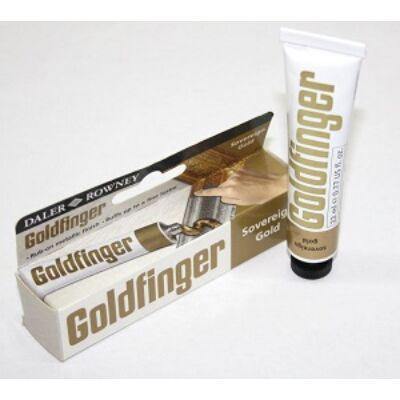 Goldfinger király arany paszta