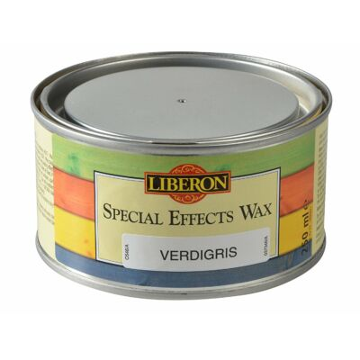 Liberon Verdigris wax, 250ml