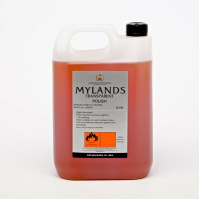 Mylands Transparent Polish 5l