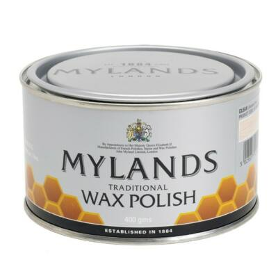 Mylands Bees wax white 400gr