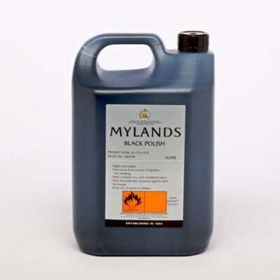Mylands Black Polish 5l